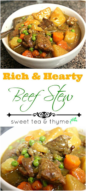 RICH & HEARTY BEEF STEW RECIPES