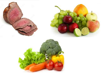 Cara diet aman raw food