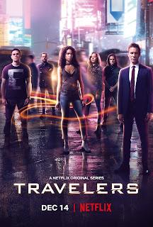 Viajeros Temporada 3 audio español
