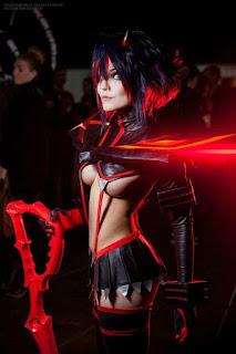 christina fink sexy kill la kill cosplay 04