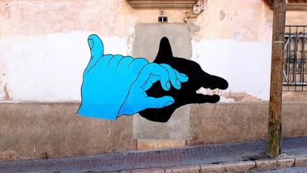 Gripface Murals | Plakative StreetArt aus Spanien