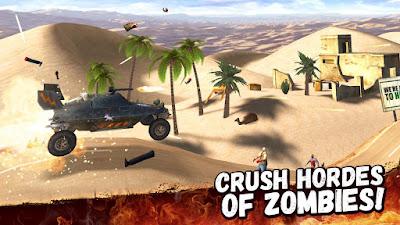 Zombie Derby 2 Apk Mod 2