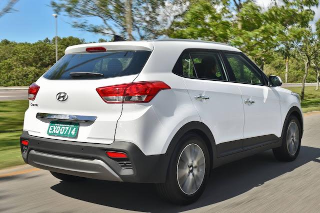 Hyundai Creta Prestige 2.0 Automático - R$ 99.490 reais