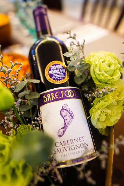 Carbenet Sauvignon from Barefoot Wines
