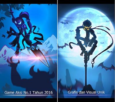 Screenshot League of Stickman Shadow