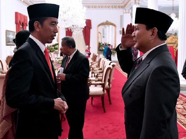 Jokowi Melawan Prabowo soal Korupsi Stadium 4