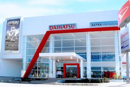 Lowongan Kerja Pekanbaru : PT. Astra International Tbk – Daihatsu April 2017