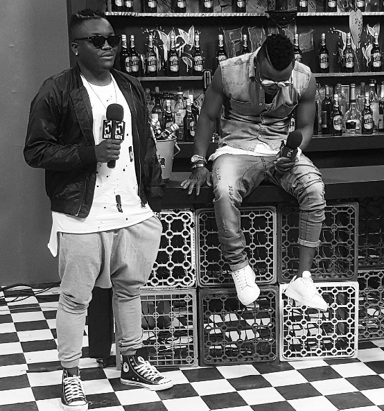 Dully Sykes and Harmonize