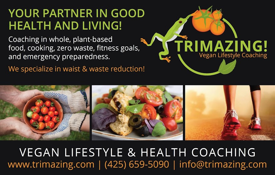 Trimazing! Vegan Lifestyle & Health Coaching