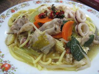 Mee Rebus Terengganu