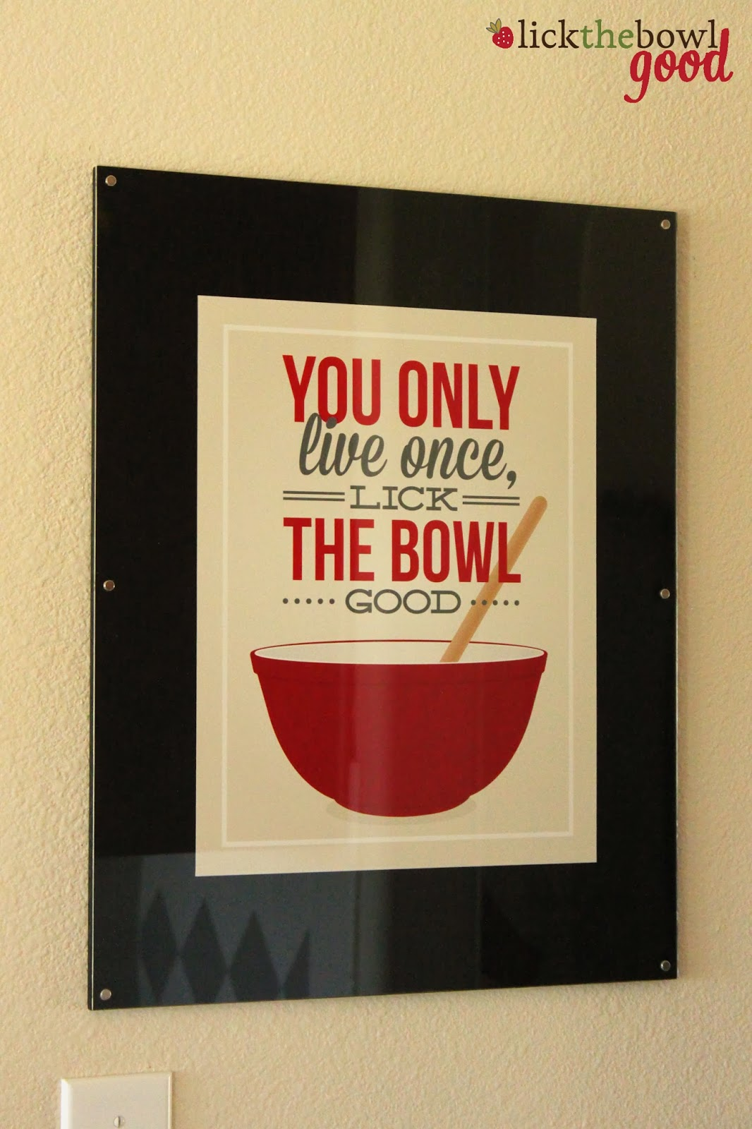 Kitchen Prints Cheap Kitchens Lick The Bowl Good Eat Say Love And Discount Offer If You Re Interested In Getting An Adorable Print For Yourself Head On Over To Browse Around A Bit