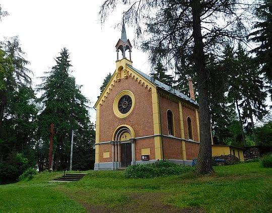 Kościół MB Królowej Świata z XVII wieku.