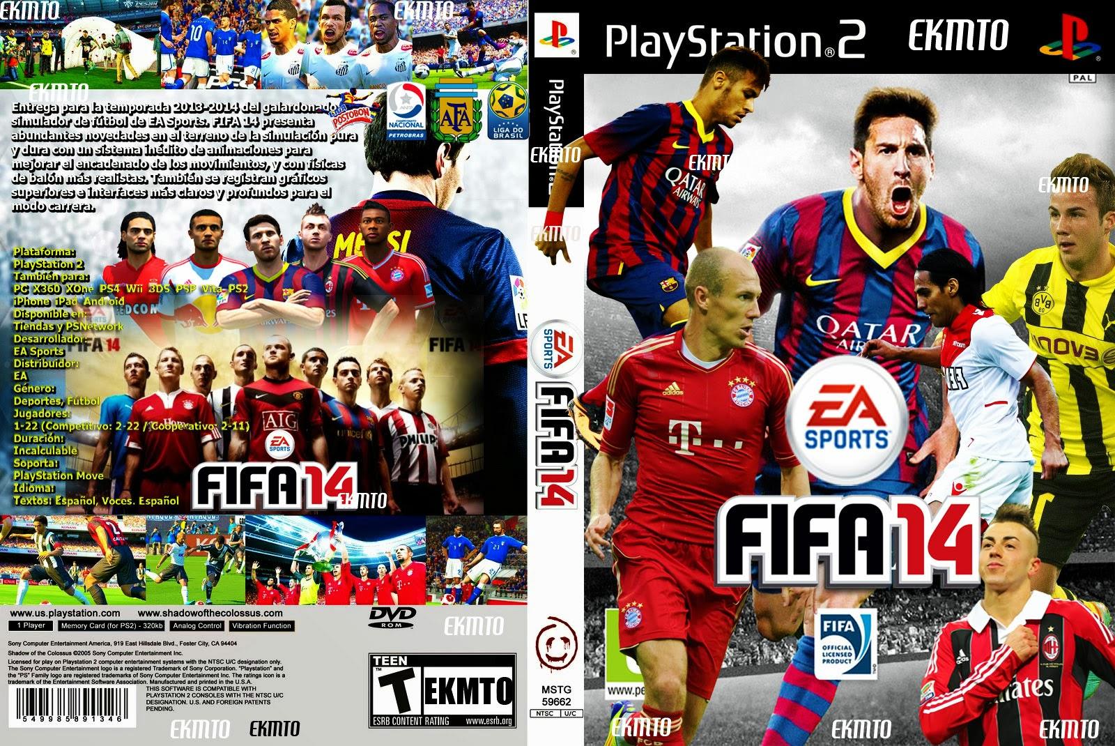 Fifa Ps2