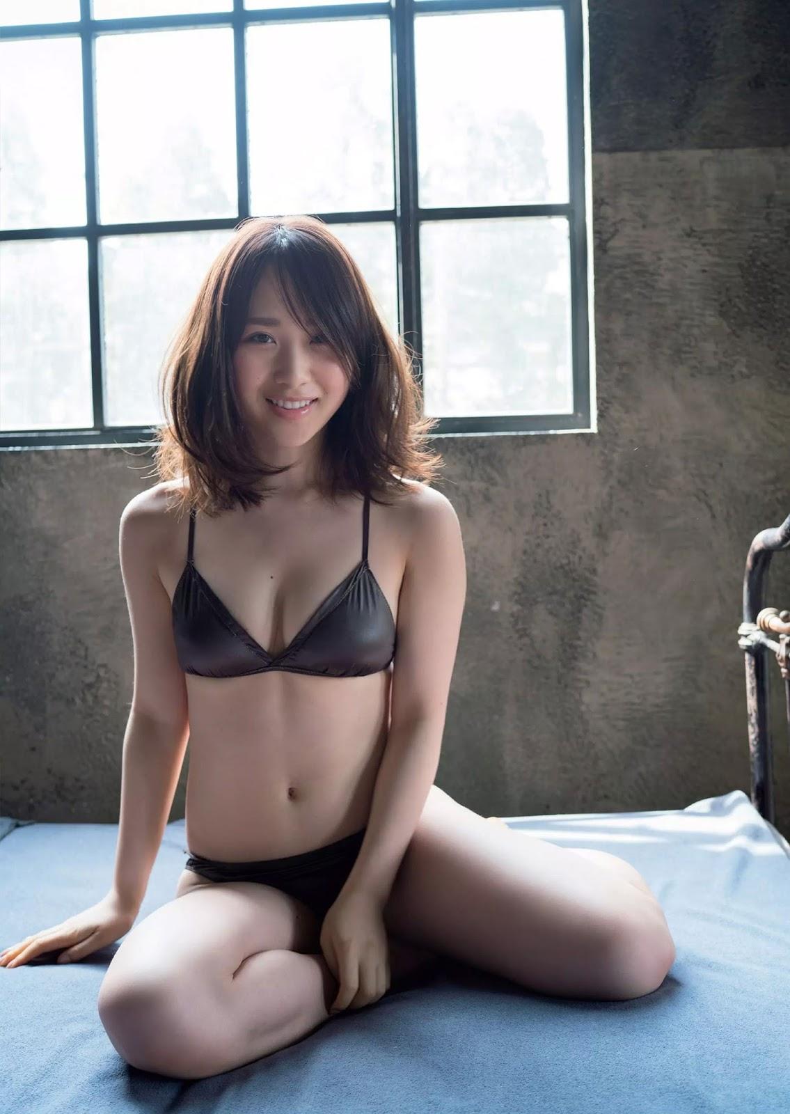 Takahashi Juri 高橋朱里, Weekly Playboy 2018 No.21 (週刊プレイボーイ 2018年21号)