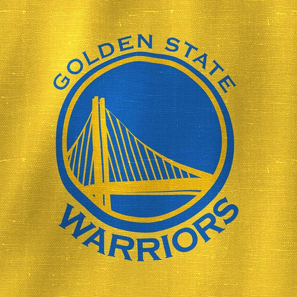 Golden State Warriors Flag Wallpaper Engine