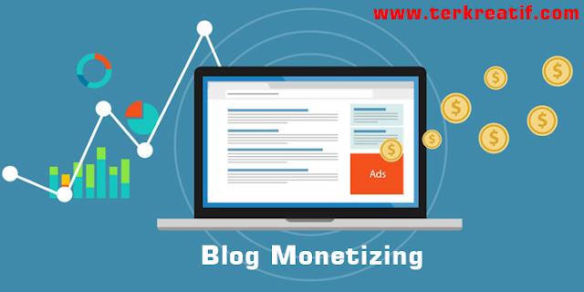 Blog Monetizing, Bisnis Online, Google Adsense
