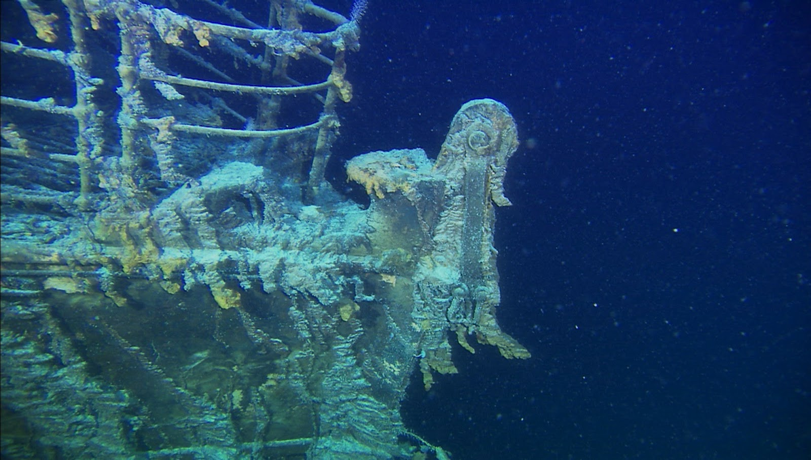 Real Titanic Underwater Bodies | Foto Bugil Bokep 2017