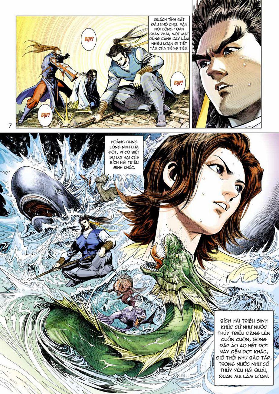 Anh Hùng Xạ Điêu anh hùng xạ đêu chap 47 trang 7