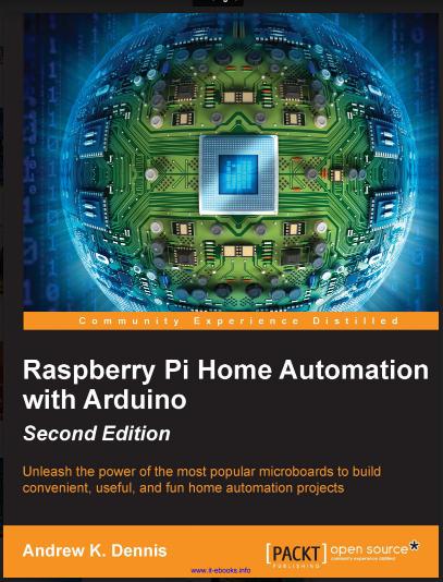 ALL ARDUINO BOOKS: 54  Arduino book: Raspberry Pi Home