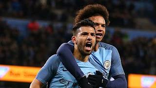 Manchester City vs Huddersfield Town 5-1 Video Gol & Highlights