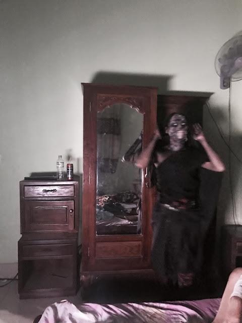 Berperan Jadi Hantu Saat Syuting, Aktor Ini Beneran Kerasukan Setan, Lihat Videonya