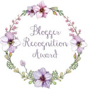 Thank you for nominating me . . .