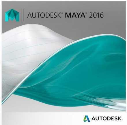 Autodesk Maya 2016 + SP6  64 bits