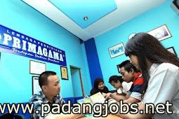 Lowongan Kerja Padang: Bimbel Primagama Maret 2018