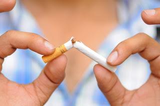 Fumar é uma questão moral