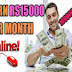 EARN RS15000 Per Month| Minimum Payout $0.01