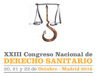 Algunas reflexiones tras el XIII Congreso nacional de Derecho Sanitario