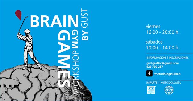 BRAIN GAMES Taller de estimulacion creativa tratamiento educativo alzheimer