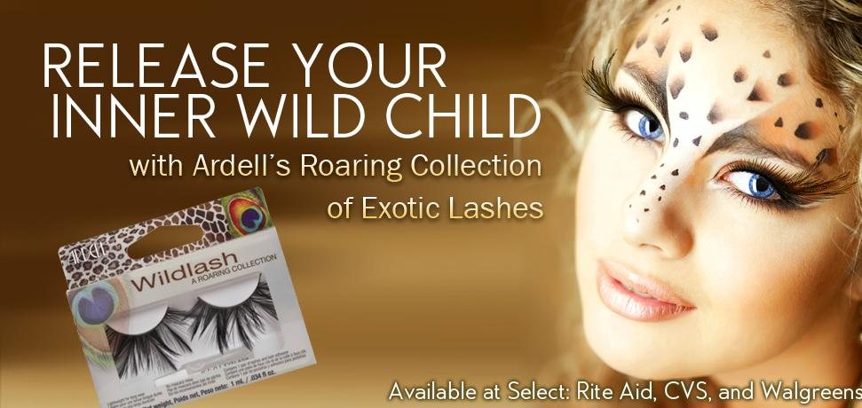 FormidableArtistry: Ardell Wildlash A Roaring Collection Fall 2012