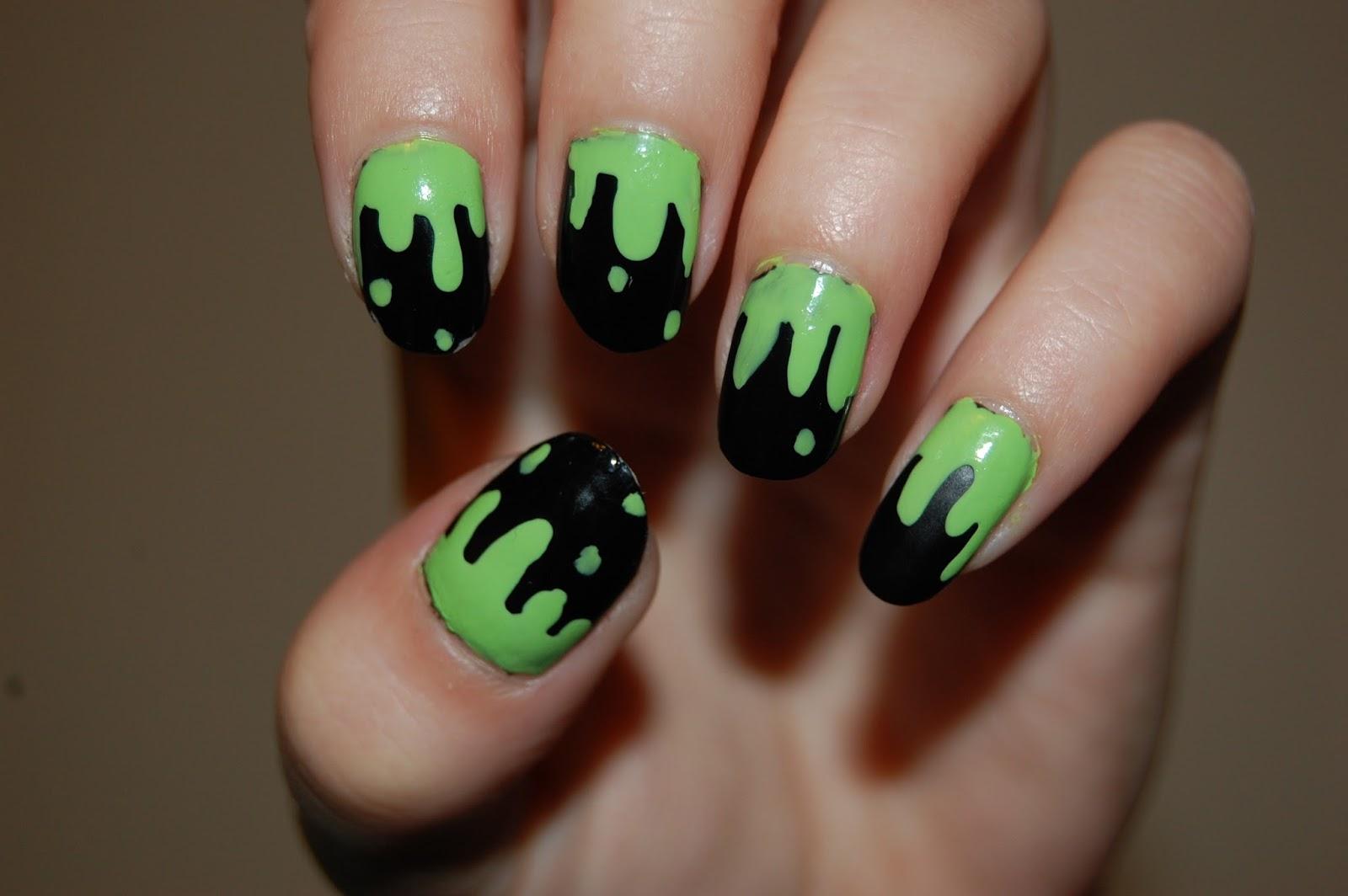 Halloween Nails 2017