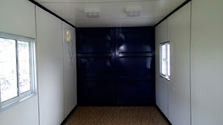 Lab Container 20 feet