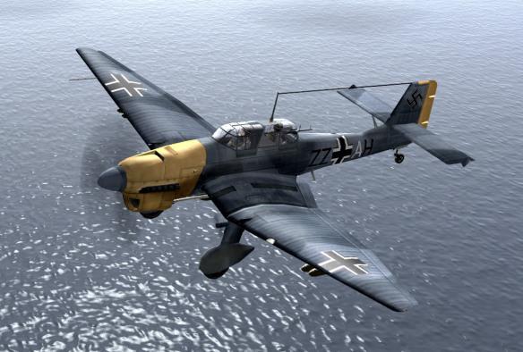 German Aircraft of WWII: STUKA SPEARHEAD