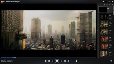 DVDFab Media Player Pro 2.5.0.5 Full + Key โปรแกรมเล่นหนังคมชัด 4K,UHD [One2up]