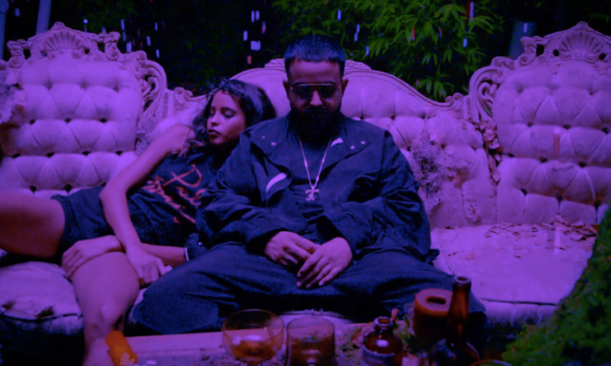 Music: NAV - Myself ( The Changing Face of Hip-Hop )