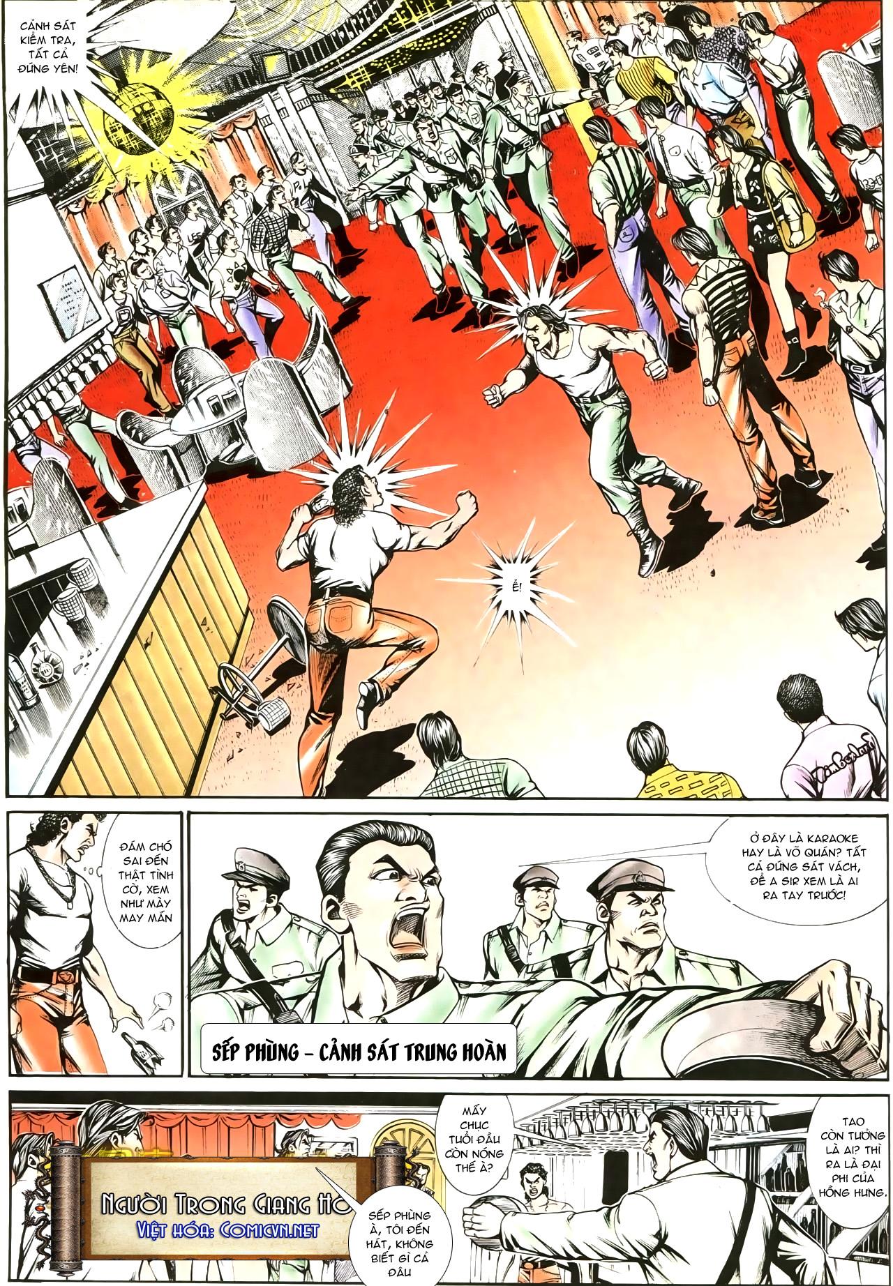 Người Trong Giang Hồ chapter 191: thiên thu tái hiện trang 14
