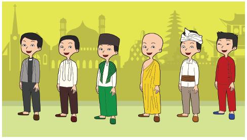 Unsur Unsur Budaya Halaman 121 Belajar Kurikulum 2013