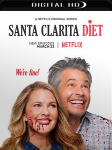 Santa Clarita Diet 2018 – 2ª Temporada Completa Torrent Download – WEB-DL 720p Dual Áudio