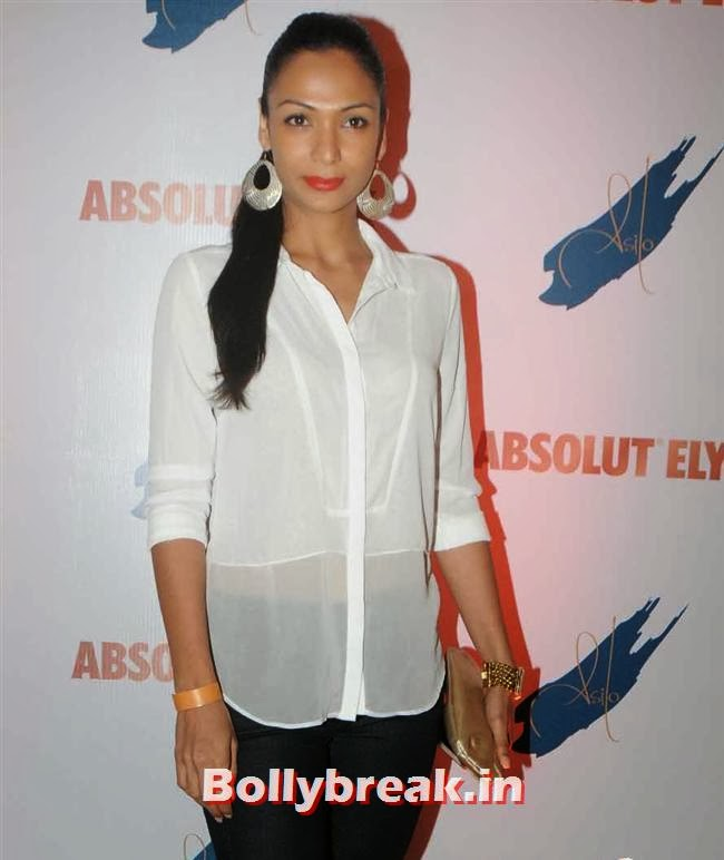 Shamita Singha, Narayani Shastri, Pria Kataria Puri, others at Absolut Elyx Party