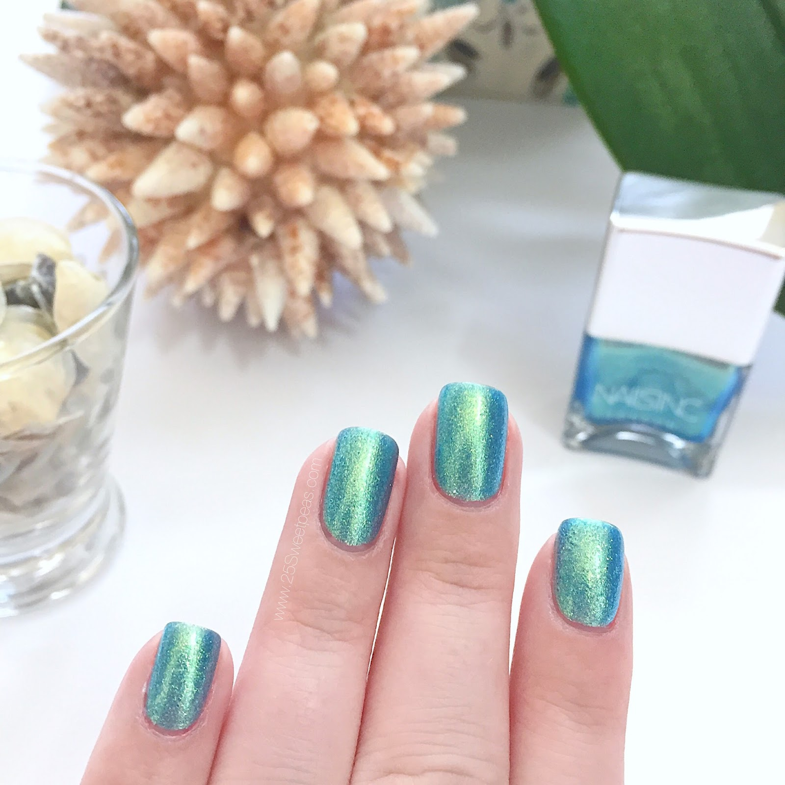 Nails Inc Ocean Ever After