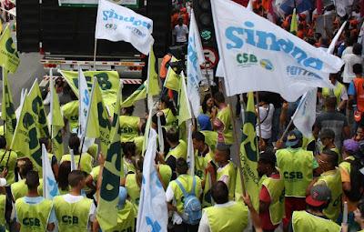 Sindpd organiza delegação para a marcha do dia 24 de maio em Brasília