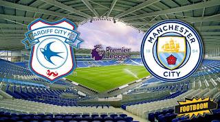 Манчестер Сити – Кардифф Сити смотреть онлайн бесплатно 3 апреля 2019 прямая трансляция в 21:45 МСК.