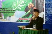 Bupati Hadiri Peringatan Maulid Di Mesjid Al-Amin Batangmata