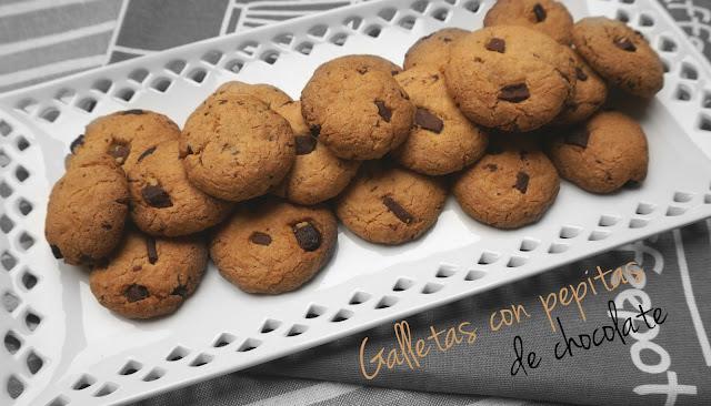 Galletas chocolate crujientes receta casera final