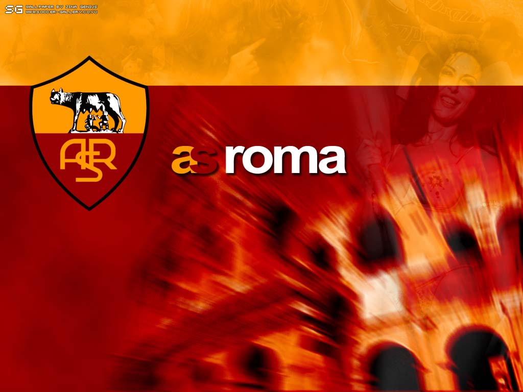 AS Roma Wallpapers Logo| HD Wallpapers ,Backgrounds ...