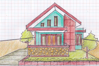 view of simple house plan 06