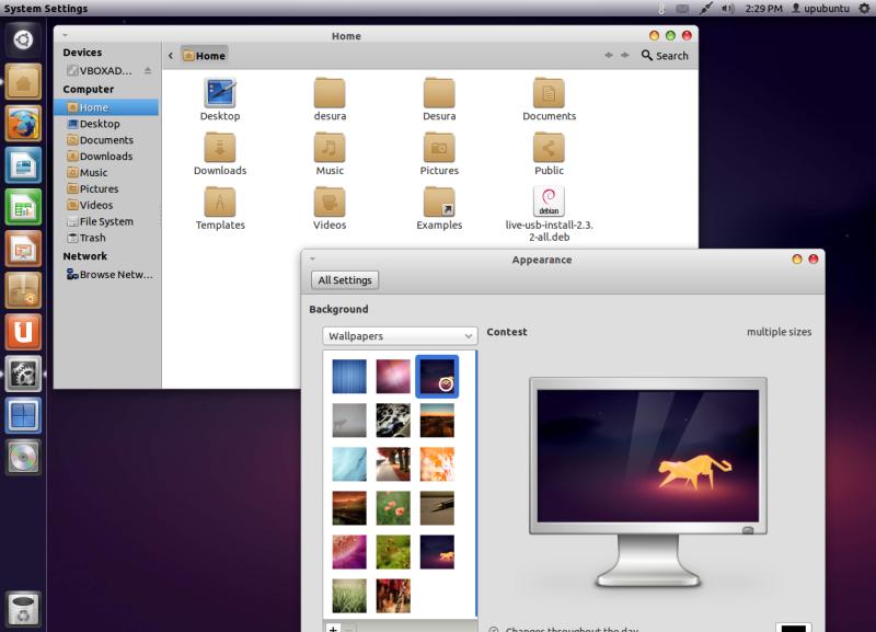 Adwaita Cupertino: A MAC OS X Like GTK+ Theme For Ubuntu 11 10